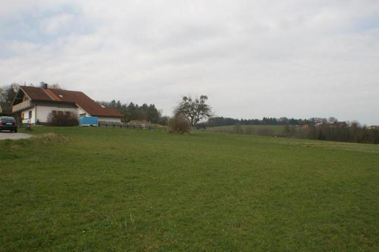 Bild 2: Unverbaubares Baugrundstück in Ortsrandlage nur 5 Min. vom Stadtzentrum!