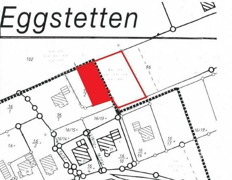 Bild 5: Unverbaubares Baugrundstück in Ortsrandlage nur 5 Min. vom Stadtzentrum!