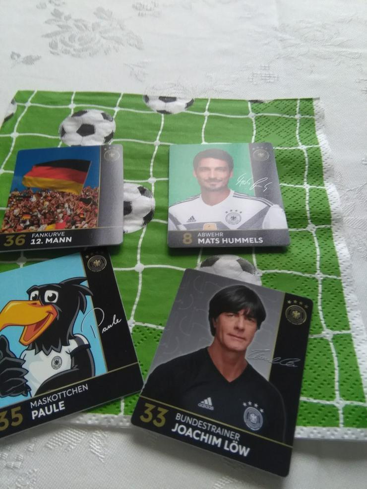 REWE Fußball Sammelbilder