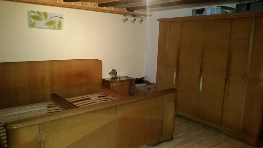 Komplettes Schlafzimmer antik