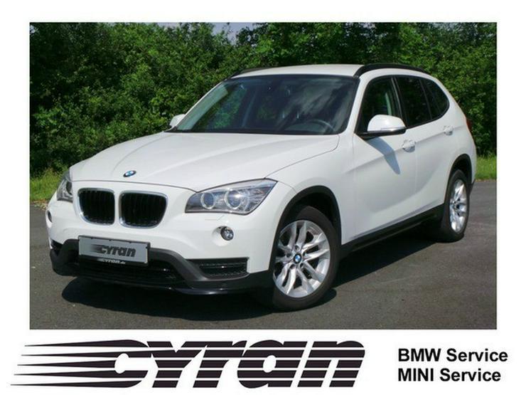BMW X1 sDrive18d Sport Line Navi Xenon Sitzh. PDC