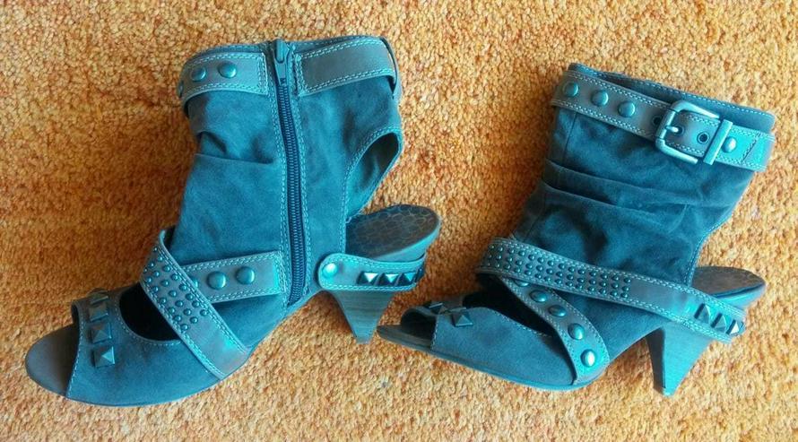 Damen Schuhe Wild Leder Imitat Gr.39 Graceland