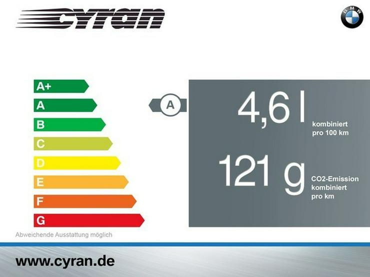 Bild 6: BMW 318d Touring Navi Prof. Aut. Klimaaut. PDC HIFI