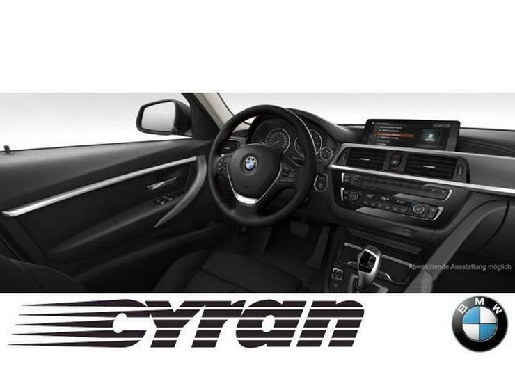 Bild 4: BMW 318d Touring Navi Prof. Aut. Klimaaut. PDC HIFI