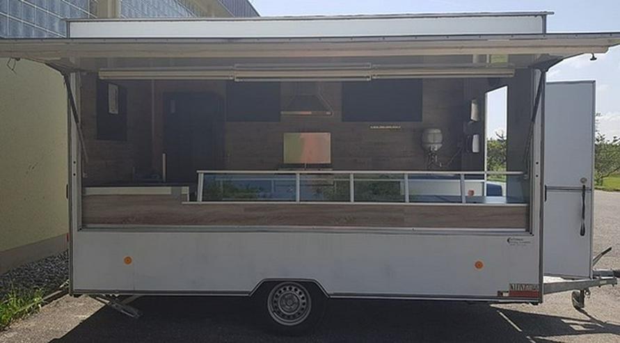 Bild 2: Imbisswagen,Imbissanhänger,Grillimbiss mieten