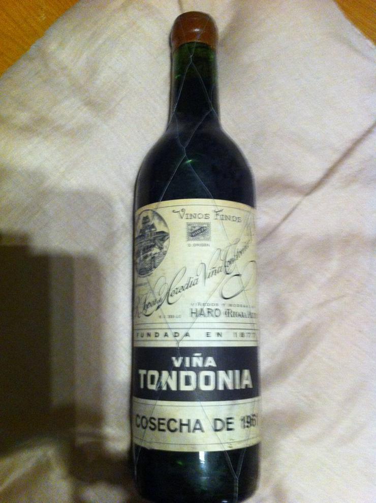 Tondonia »Viña Tondonia Gran Reserva«  1961