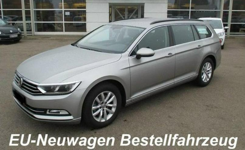 VW Passat Variant Mod. 2019 2.0 TDI SCR CL-Premium DSG-7  NEU-Bestellfahrzeug inkl. Anlieferung (D) - Passat - Bild 1
