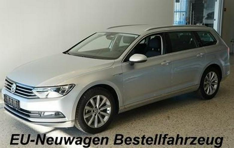 VW Passat Variant Mod. 2019 1.5 TSI EVO ACT HL-Premium DSG-7  NEU-Bestellfahrzeug inkl. Anlieferung  - Passat - Bild 1
