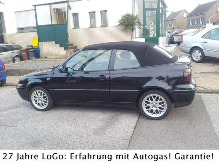 Bild 5: VW Golf IV Highline 1,6i LPG Autogas=59 Cent tanken