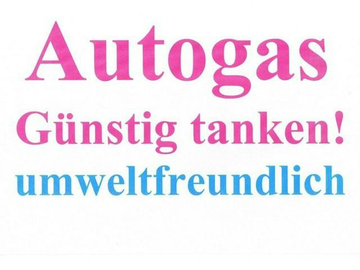 Bild 2: VW Golf IV Highline 1,6i LPG Autogas=59 Cent tanken