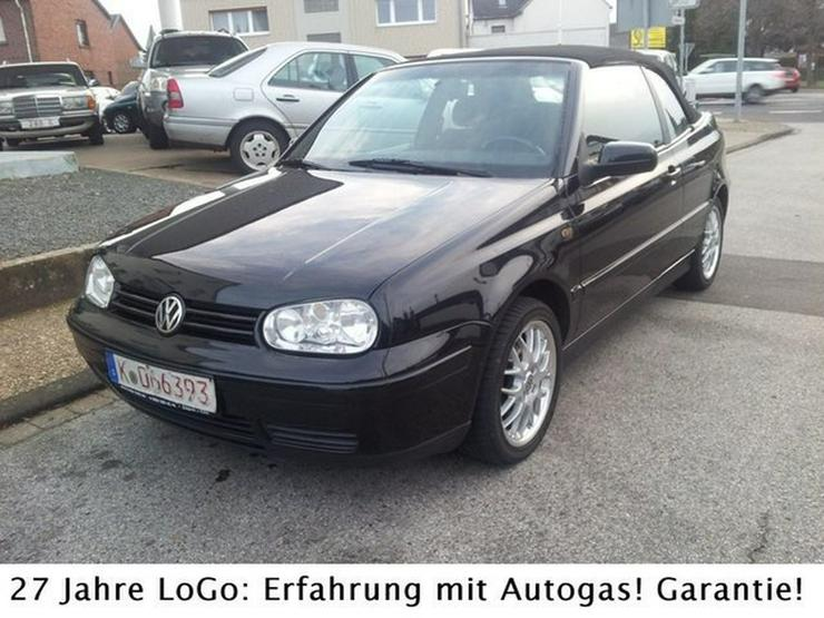 Bild 6: VW Golf IV Highline 1,6i LPG Autogas=59 Cent tanken