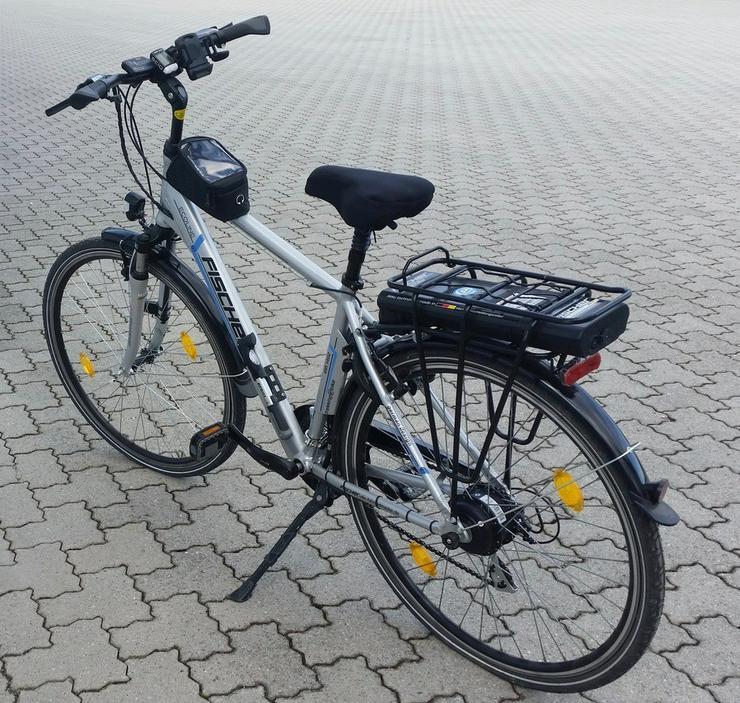 Fischer eth 1402 trekking Herren E-Bike