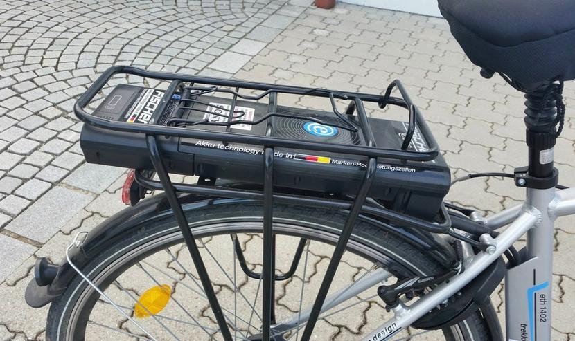 Bild 3: Fischer eth 1402 trekking Herren E-Bike
