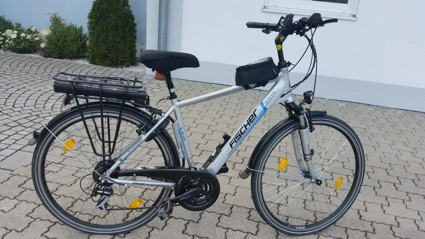 Bild 4: Fischer eth 1402 trekking Herren E-Bike