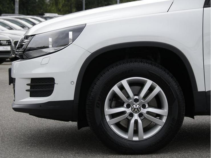 Bild 3: VW Tiguan 2.0 TDI-ALLRAD-DSG-NAVI-DEUTS.FZG-1.HAND