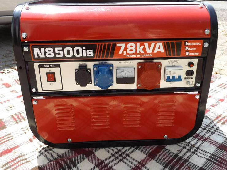 Notstromaggregat N 8500 IS