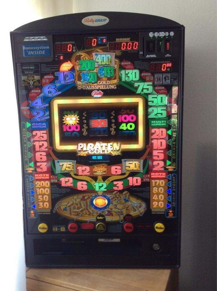 Euro Geldspielautomat für Privat