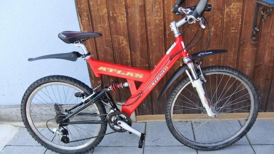 Mountainbike von Micmo Atlas 26 Zoll Versand