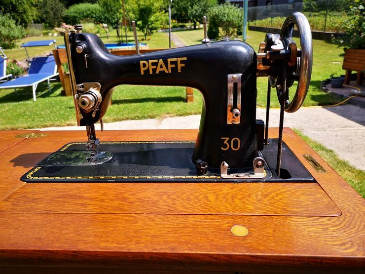 Alte Pfaff30 Nähmaschine