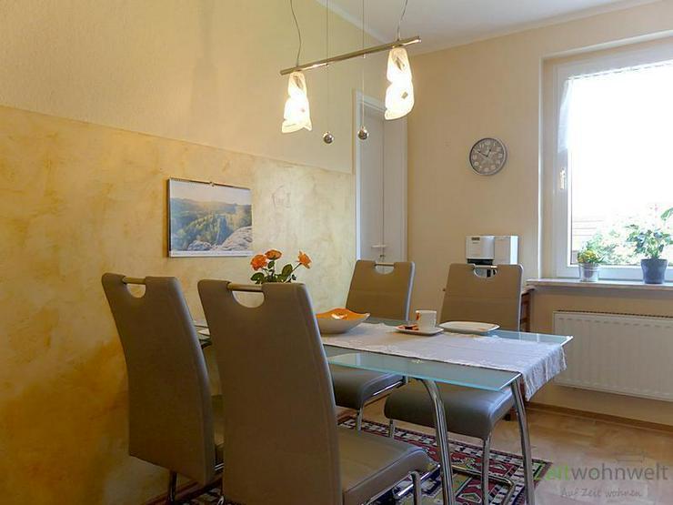 (EF0331_M) Dresden: Coschütz/Gittersee, möblierte helle Wohnung mit 2 Schlafzimmern und ... - Wohnen auf Zeit - Bild 1
