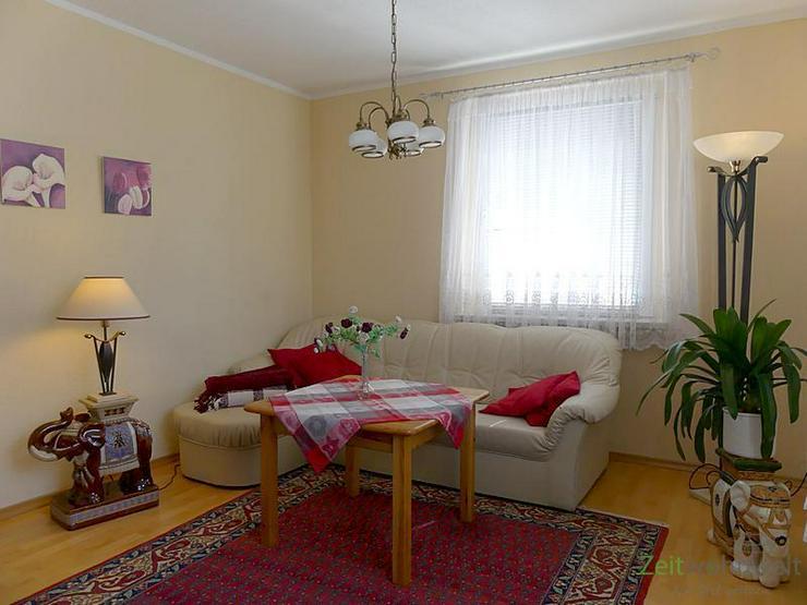 Bild 4: (EF0331_M) Dresden: Coschütz/Gittersee, möblierte helle Wohnung mit 2 Schlafzimmern und ...