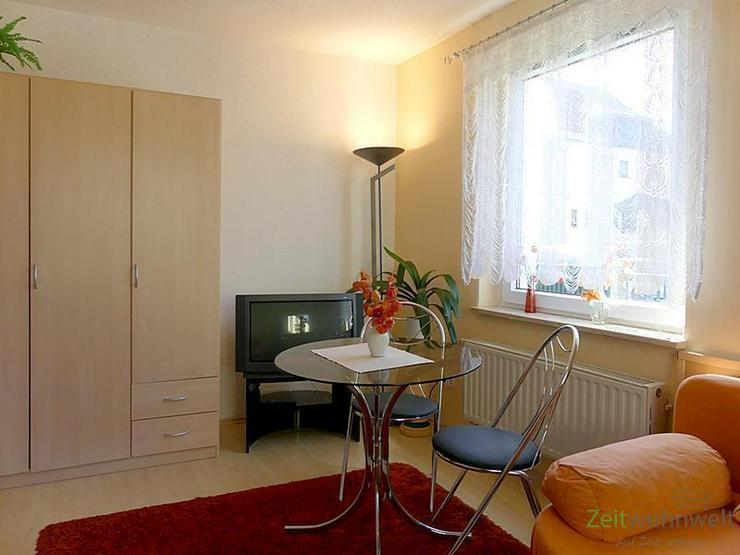 Bild 6: (EF0331_M) Dresden: Coschütz/Gittersee, möblierte helle Wohnung mit 2 Schlafzimmern und ...
