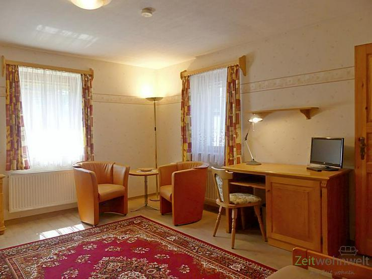 Bild 2: (EF0402_M) Dresden: Laubegast, kleines möbliertes Apartment mit WLAN, TV, Dusche und viel...