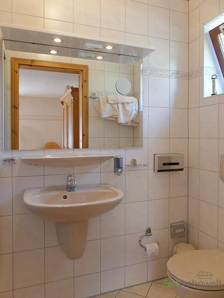 Bild 3: (EF0402_M) Dresden: Laubegast, kleines möbliertes Apartment mit WLAN, TV, Dusche und viel...
