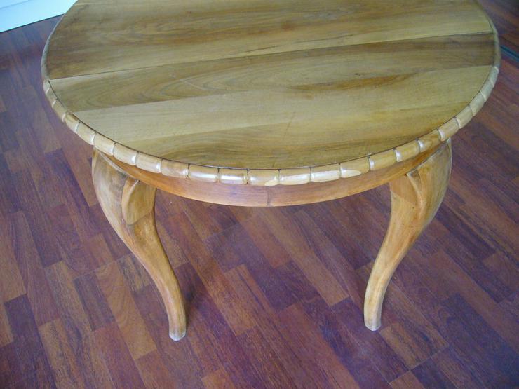 Esstisch aus Kirschbaumholz