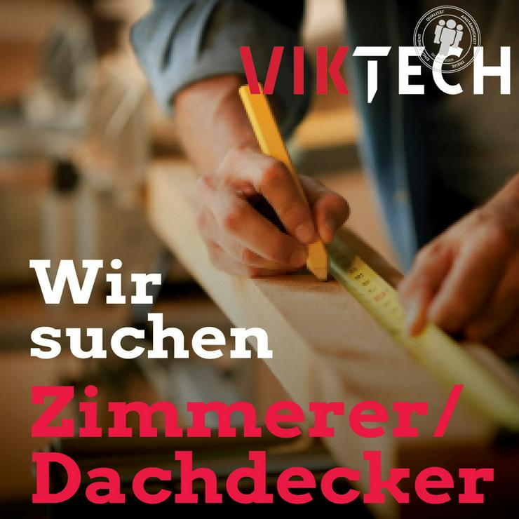 Bild 5: Maler, Zimmerer, Dachdecker, Elektriker,SHK m/w
