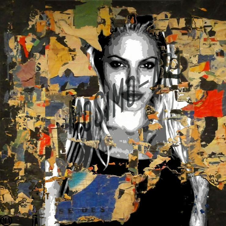 ANGELINA als DPC auf Acryl - Poster, Drucke & Fotos - Bild 1