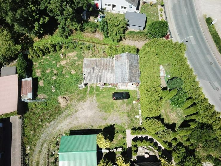 Bild 4: Zentral in Rantrum unerschlossenens Baugrundstück