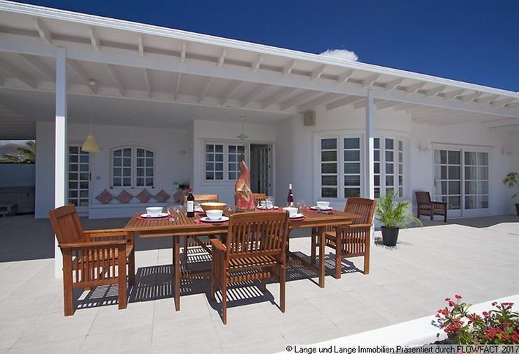 Bild 4: Lanzarote - Macher - beste Lage! Villa mit Klasse Meerblick - Spanien Immobilien