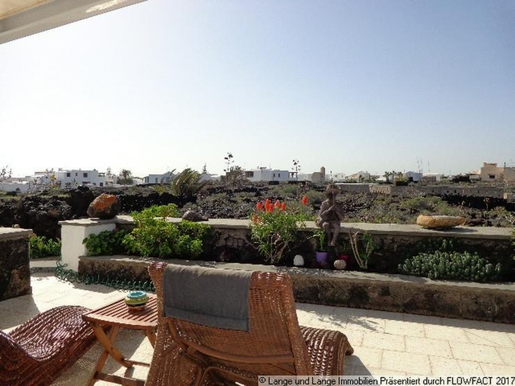 Bild 4: Lanzarote - Tahiche - Villa am Lavastrom mit Extraapartment im Inneren der Insel - Spanien...