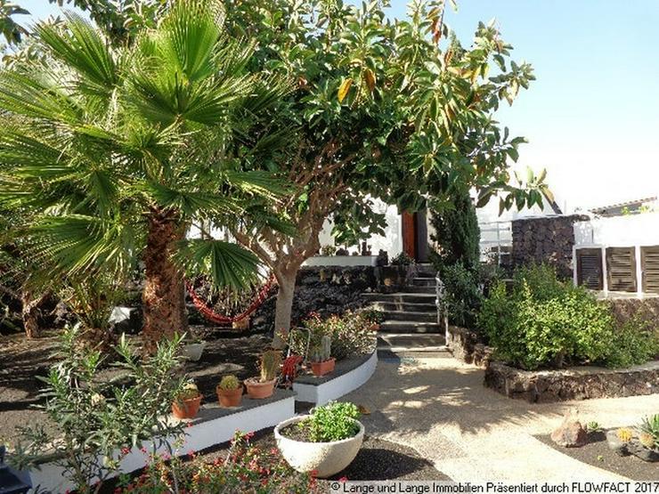 Bild 2: Lanzarote - Tahiche - Villa am Lavastrom mit Extraapartment im Inneren der Insel - Spanien...