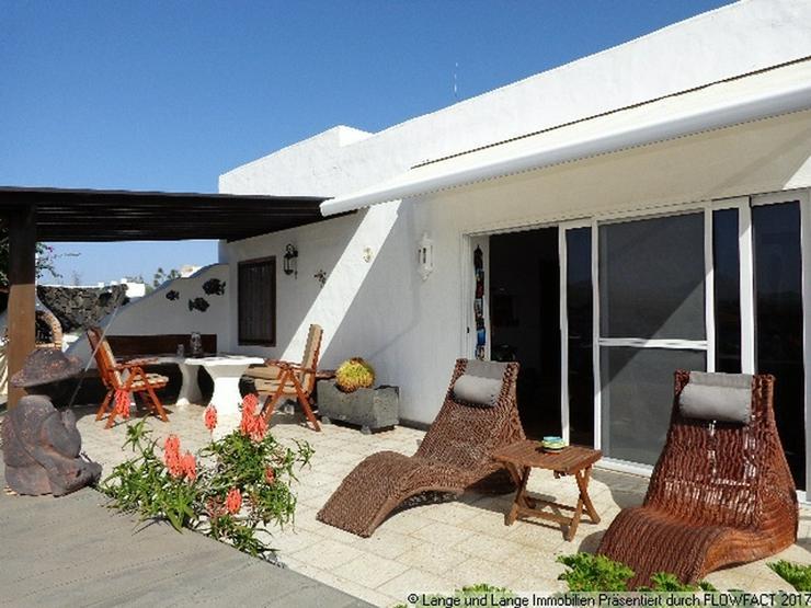 Bild 3: Lanzarote - Tahiche - Villa am Lavastrom mit Extraapartment im Inneren der Insel - Spanien...