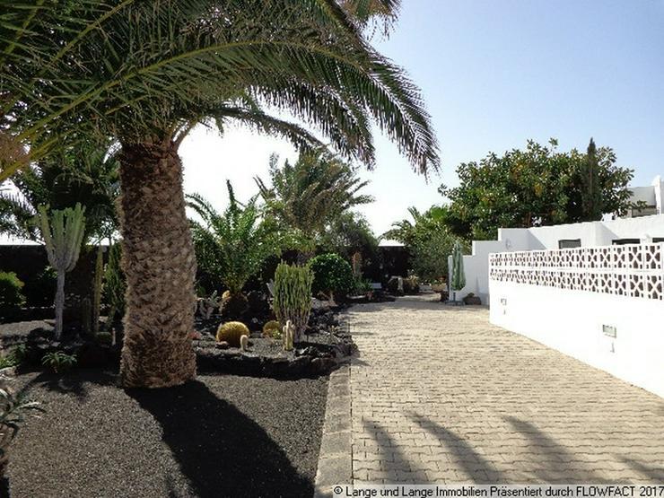 Bild 5: Lanzarote - Tahiche - Villa am Lavastrom mit Extraapartment im Inneren der Insel - Spanien...