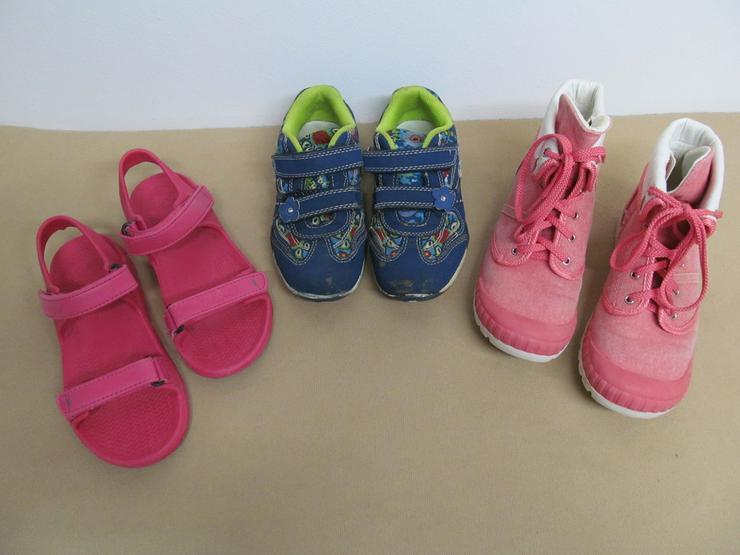 Sandalen Sneaker Schuhe Stoffschuhe Gr. 32 - Bild 1