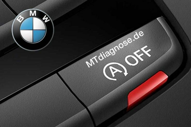 BMW Mini Start Stop Automatik (SSA) codieren