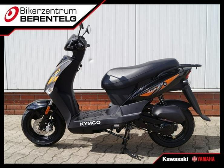 KYMCO Agility 50 2018 4Takt NEW