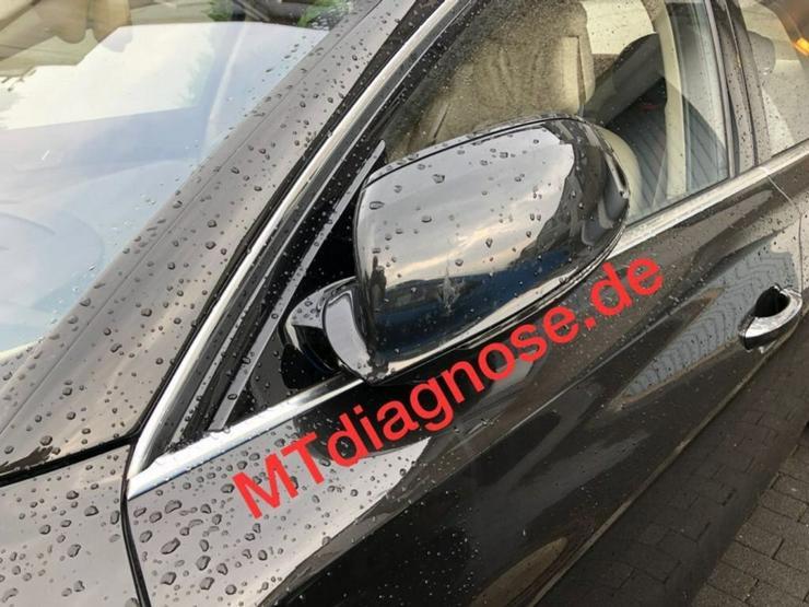 Spiegelanklappen Codieren BMW Audi VW Seat VCP