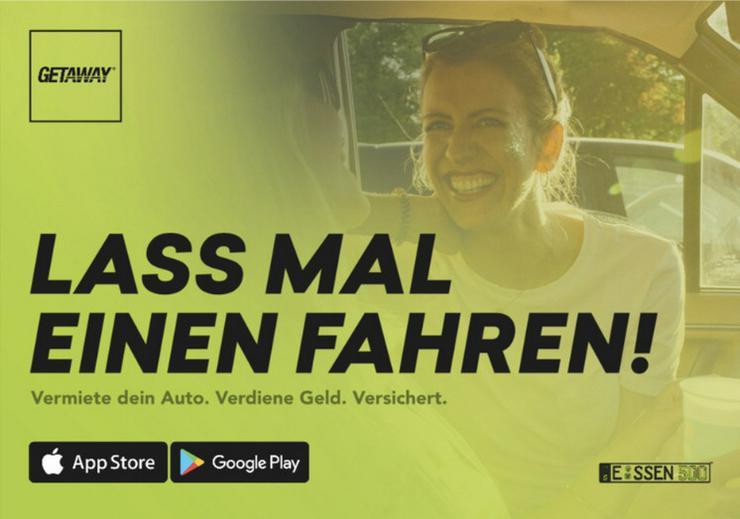 Vermiete dein Auto versichert und verdiene!