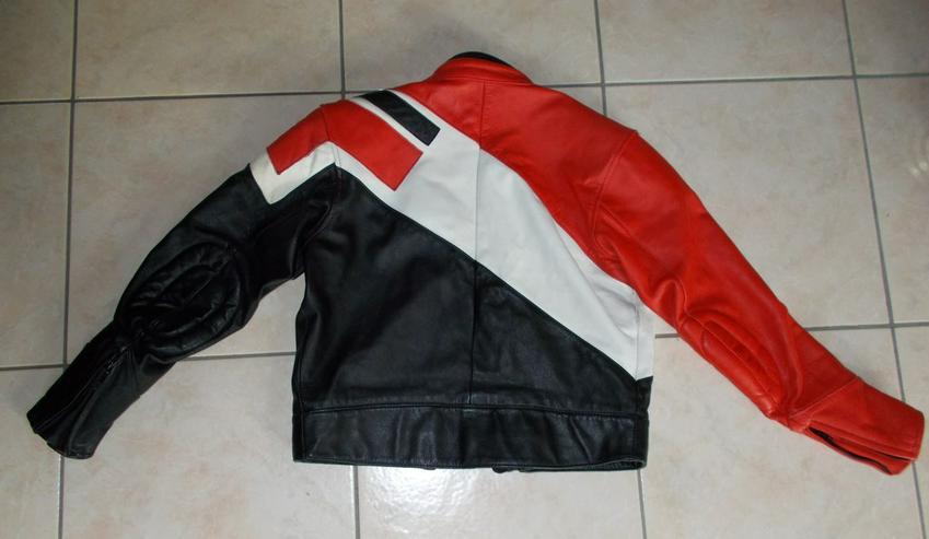 Bild 3: Motorradlederjacke