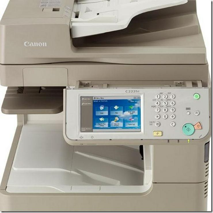 A3 Farbkopierer Canon IR Adv C2230i Vollaust.