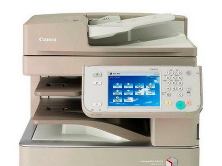 Bild 2: A3 Farbkopierer Canon IR Adv C5045i Top-Ausst.