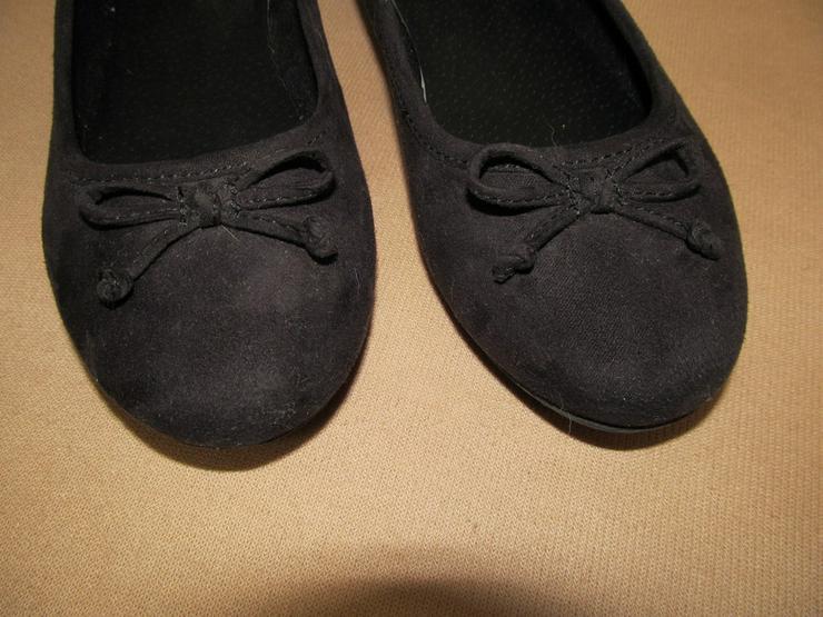 Bild 6: Schuhe Ballerina Turnschuhe Stoffschuhe Gr. 33