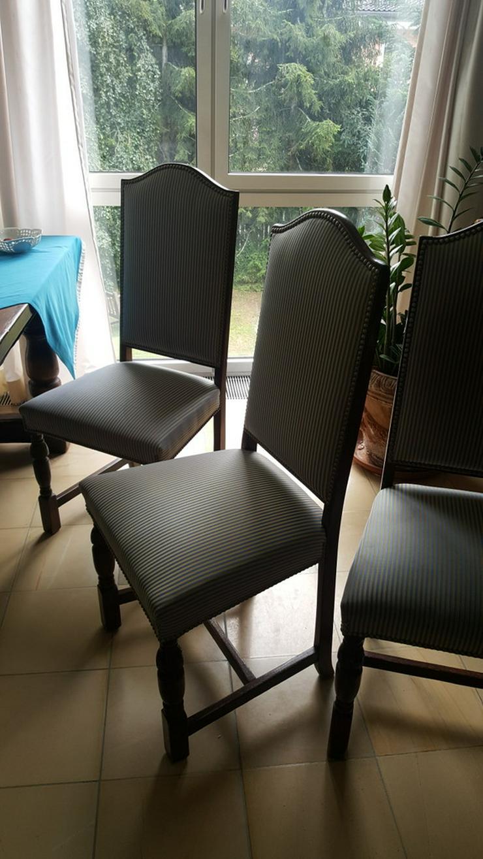 Bauerntisch mit 10 gepolsterten Stühlen - Weitere - Bild 1