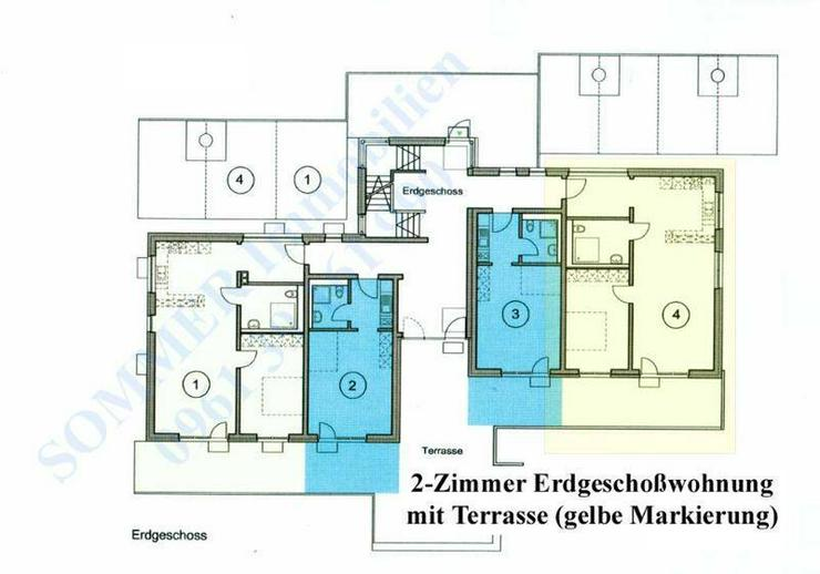 Bild 4: Weiden Ost - 2 Zimmer Erdgeschoßwohnung mit Terrasse