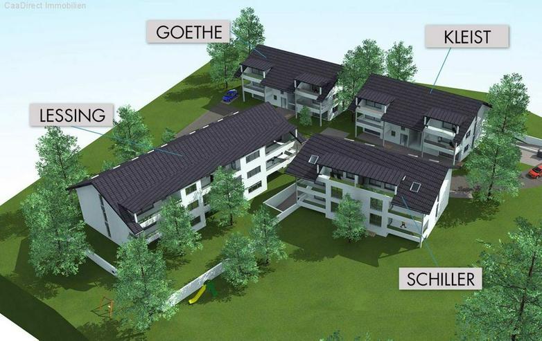 Moderne Neubauwohnung - Haus Lessing Wehr - Wohnung kaufen - Bild 1