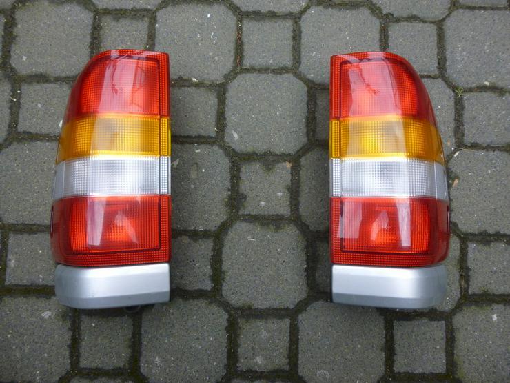 Opel Schlußleuschten